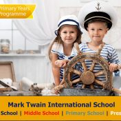 Mark Twain International School – Aniversare 25 de ani